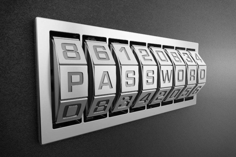 combinatore meccanico di password