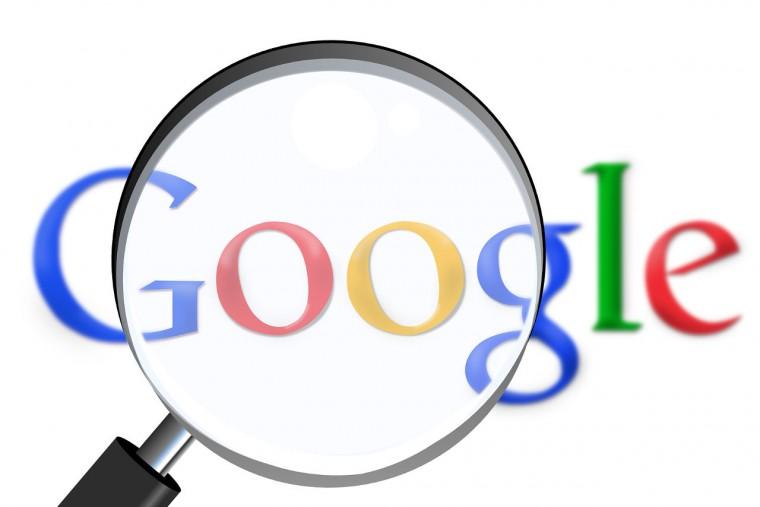 lente di ingrandimento su google